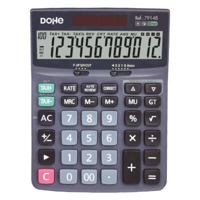 calculadora negra mediana